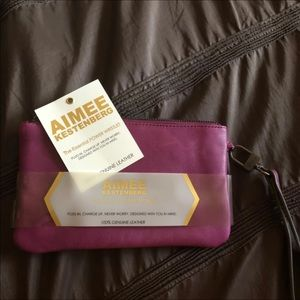 Aimee kestenberg clutch with charger